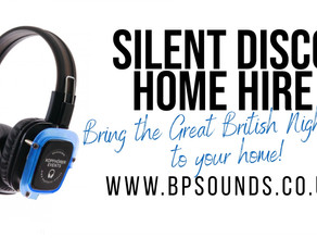 Silent Disco Home Hire - A New Way To Party!