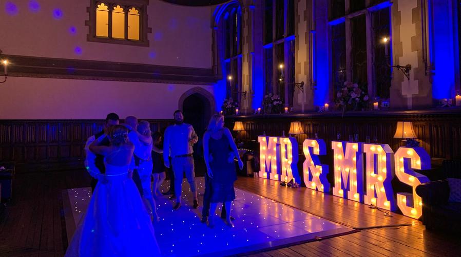 Wedding DJ & Mobile Disco Hire Somerset Devon Cornwall