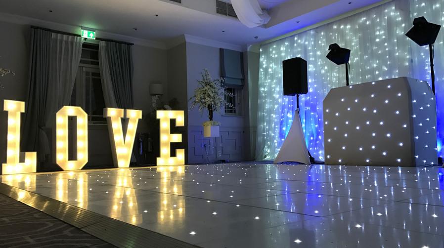 Wedding DJ Hire Taunton Bridgwater Yeovi