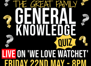 The Quiz Is Back