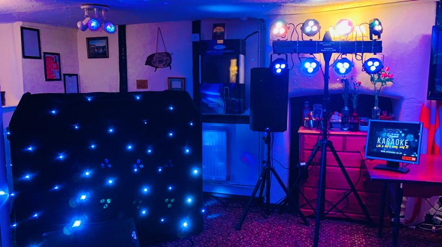 Karaoke Hire Somerset Devon Cornwall.JPG