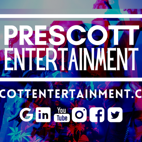 We Are Prescott Entertainment