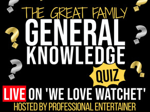 The Great Family General Knowledge Quiz