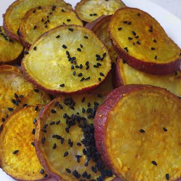 Spiced Roast Potatoes