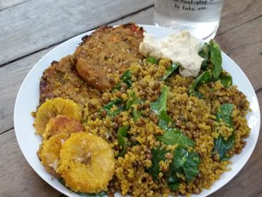 Lentil Quinoa