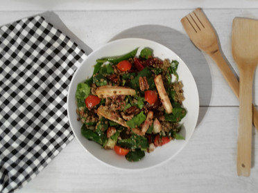 Pecan, Parsnip & Beet Salad