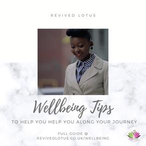 5 Wellbeing Methods