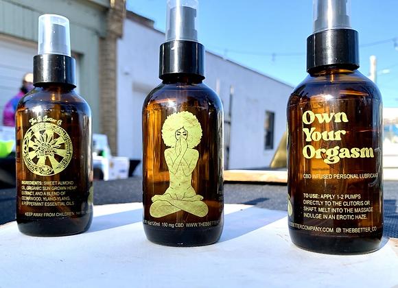 O.Y.O Massage Oil/Lubricant