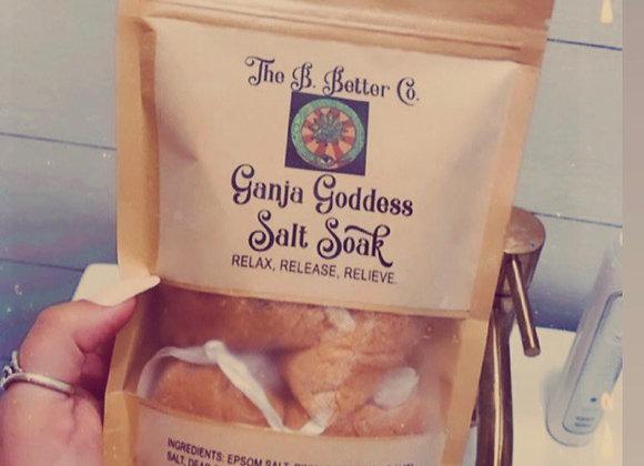 Ganja Goddess Salt Soak