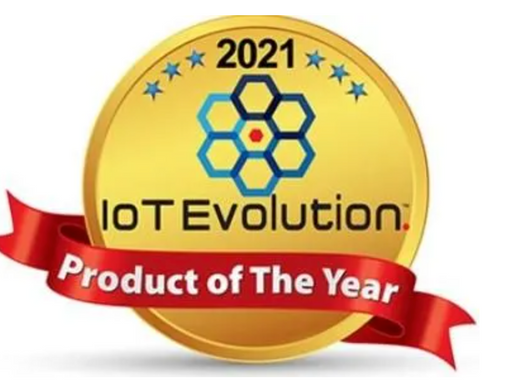 Ready Asset Pro (powered by WMW) celebrated as IoT Product of the Year!