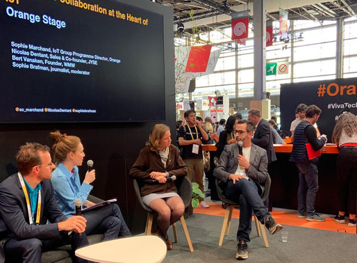 VivaTech - where Orange leads the way for innovation
