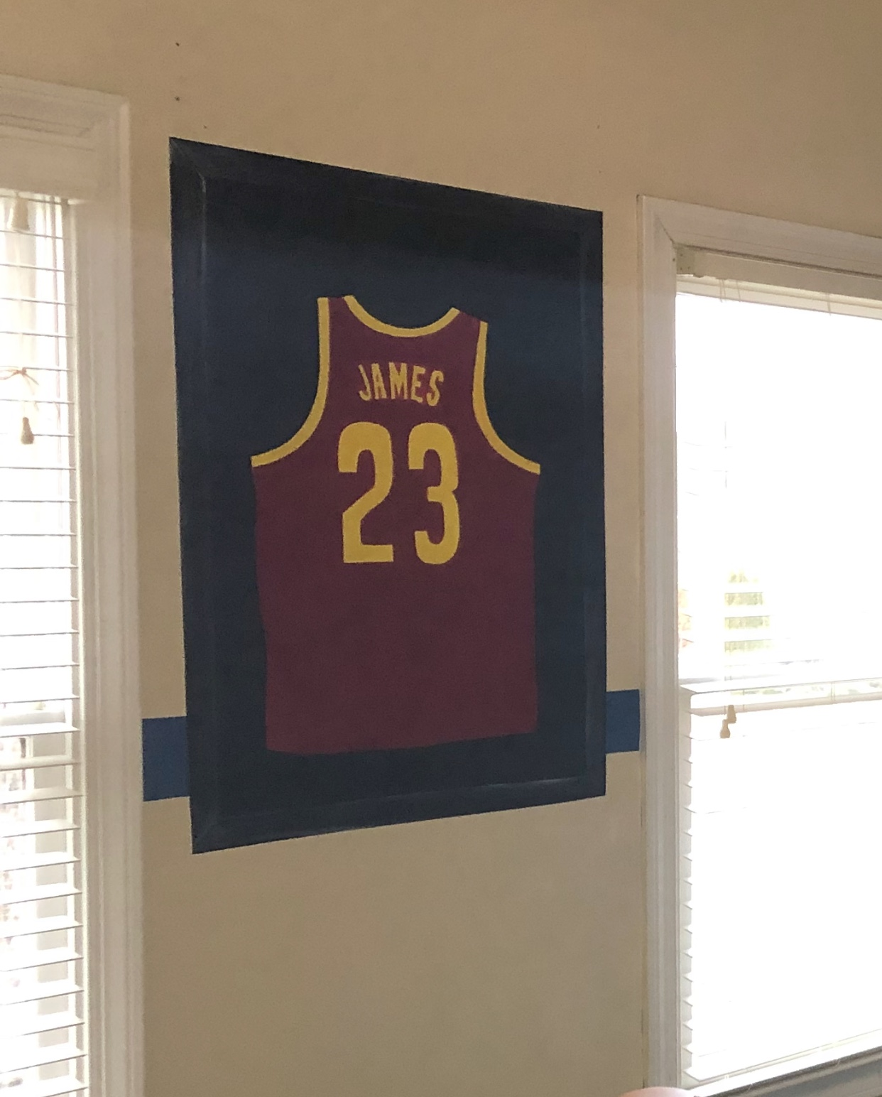 Lebron James Jersey