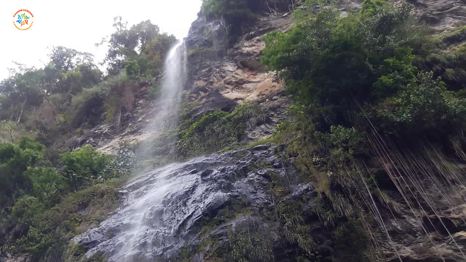 Maracas Waterfall June 2018