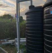 Rain water harvester