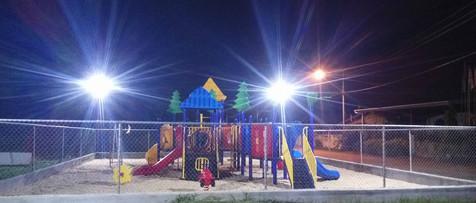 Community Centre Lights