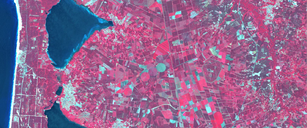 Image Infrarouge - Gironde (33)