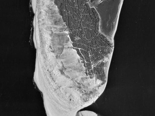 Littoral : Suivi de l'évolution de la pointe du Cap Ferret (33) entre 1934-2021