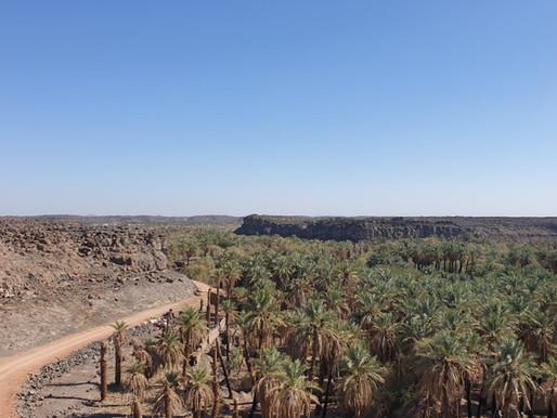 Mission archéologique de Khaybar -Arabie-Saoudite