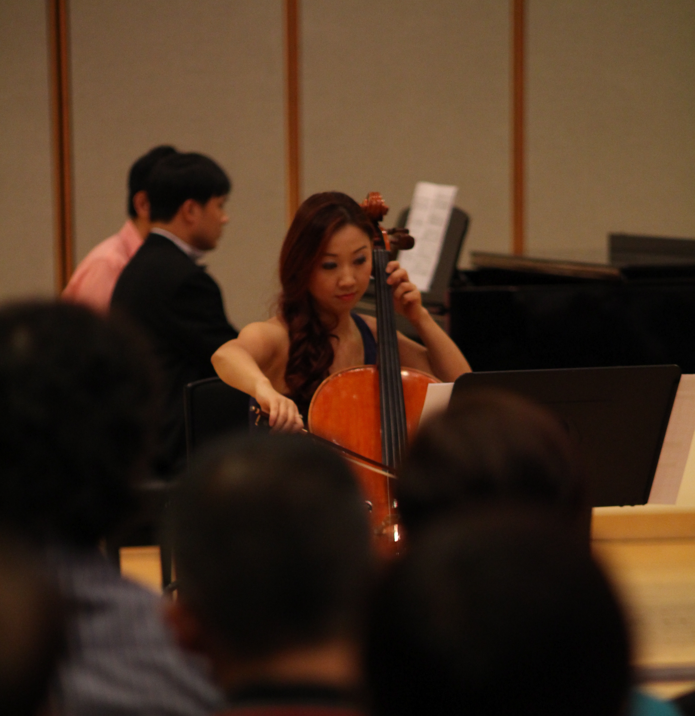 CLARA TSANG CELLO RECITAL