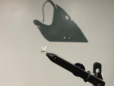 Equipment needed to start tying flies