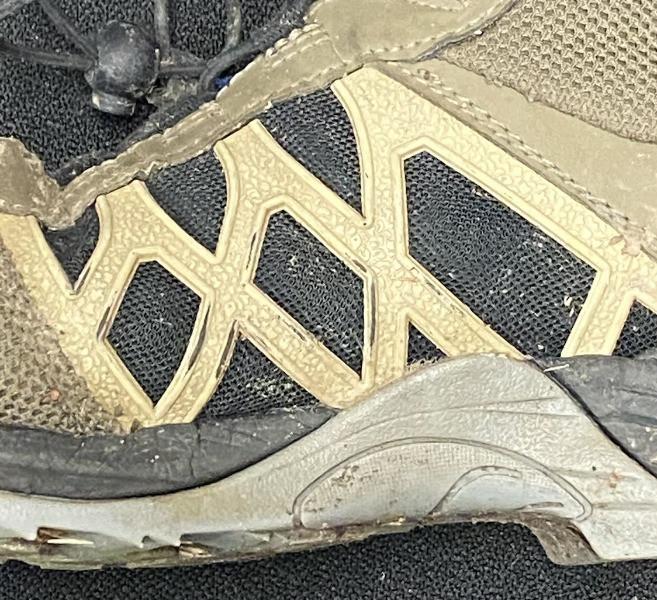 chota wading boots side screen