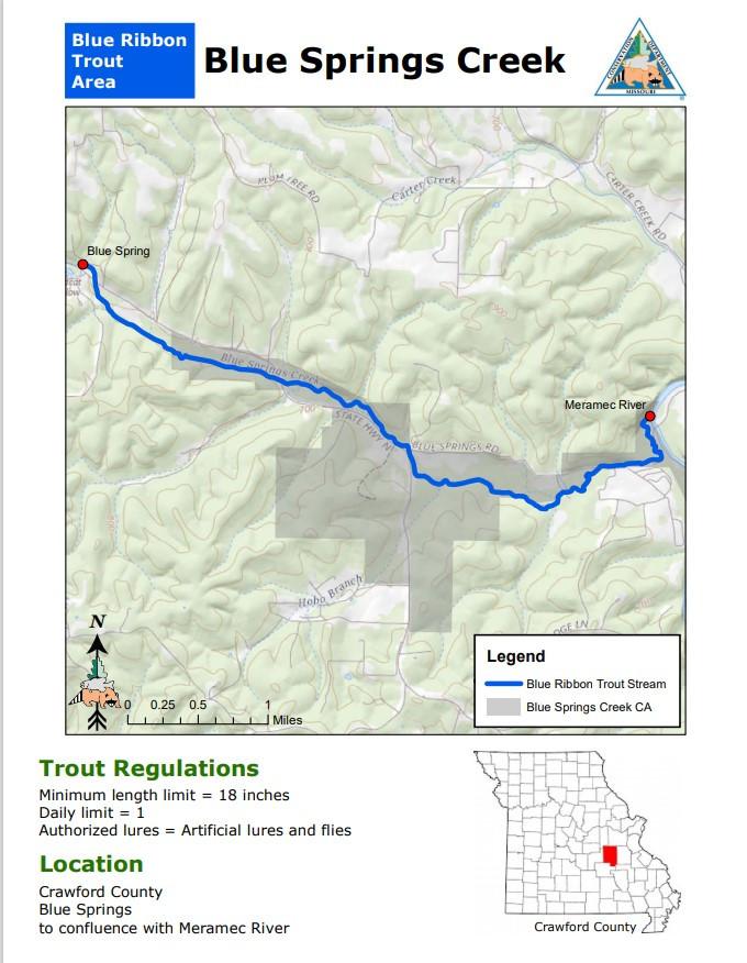 blue-springs-creek-map