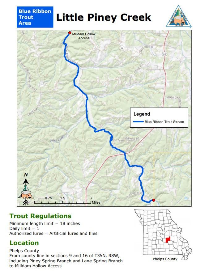 little-piney-creek-blue-ribbon-stream-map