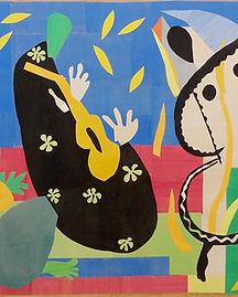 La Tristesse du Roi - Matisse