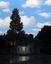 L'Empire des Lumières - Magritte