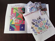 livret de découvertes Matisse