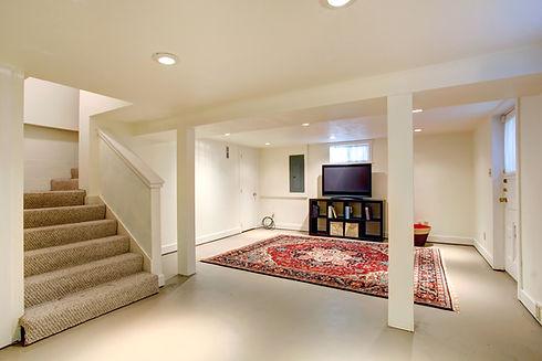 bigstock-House-Interior-Basement-Room--7