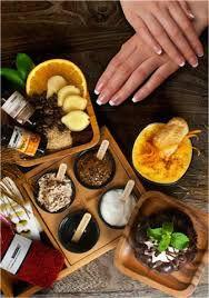 Spa Herbal Manicure