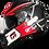 Thumbnail: Capacete GP TECH V128 Rapid | Titanium Fosco