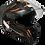 Thumbnail: Capacete GP Tech V128 Ride   Laranja