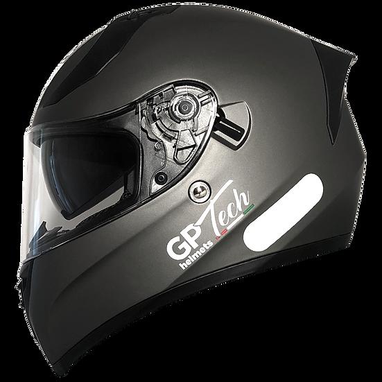 Capacete GP Tech V128 Rapid | Monocolor