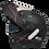 Thumbnail: Capacete GP Tech A118 ROAD | Preto e rosa fosco