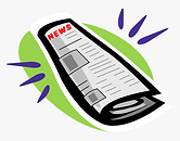 282-2822408_rolled-newspaper-clipart-new
