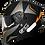 Thumbnail: Capacete GP Tech V128 Velocity | Laranja Claro