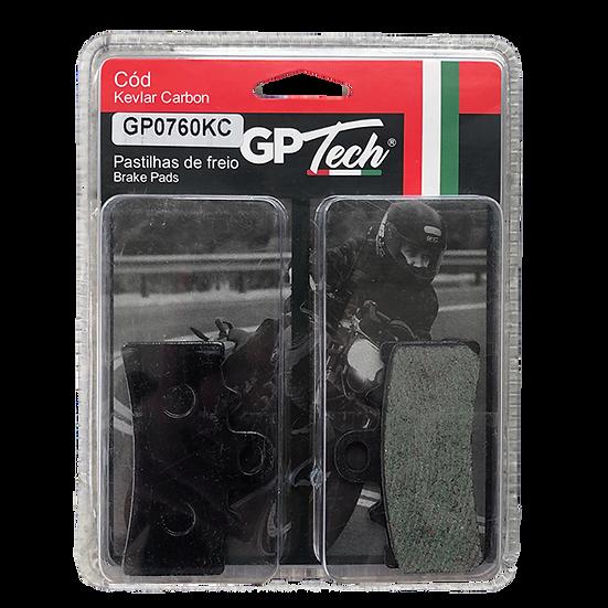 Pastilha de Freio GP0760KC (D)