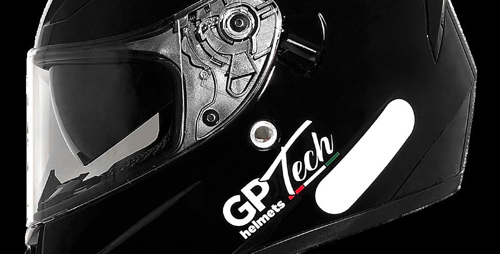 Capacete GP Tech   Monocolor Brilhante