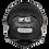 Thumbnail: Capacete GP Tech V128 - Velocity V2 Fosco | Preto-Titanium