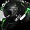Thumbnail: Capacete GP Tech V128 City | Verde