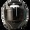 Thumbnail: Capacete GP Tech A118 Articulado | Cinza