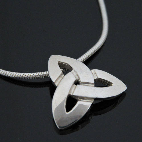 Handcrafted Trinity Knot Pendant