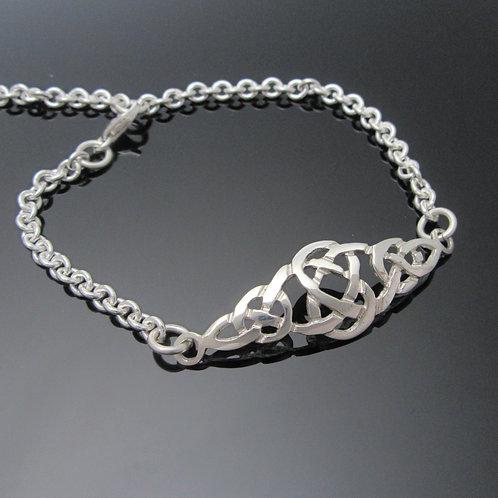 Large Celtic Knot Bracelet