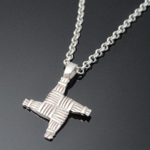 Handmade St. Bridget's Cross