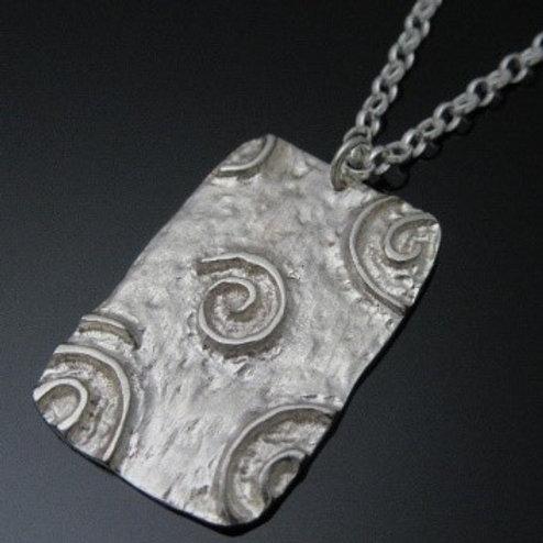 Handmade Newgrange Pendant