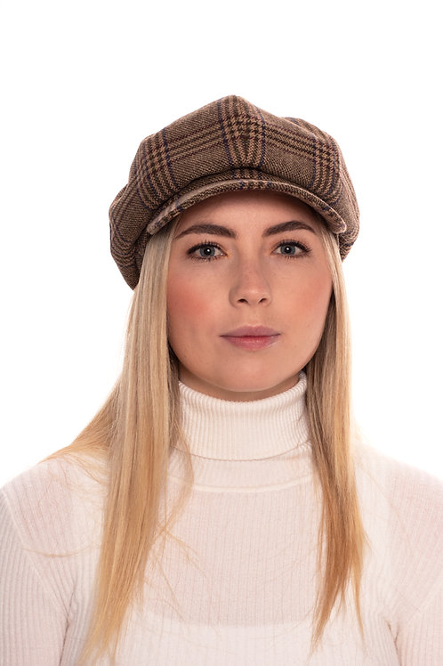 Tweed Cap - Duchess