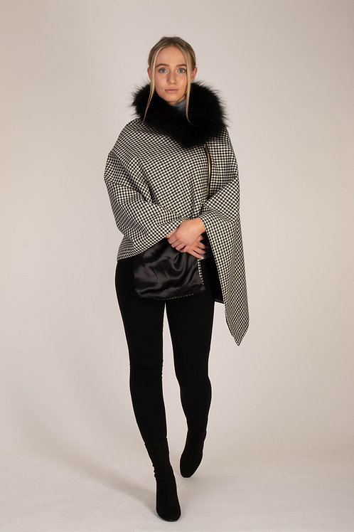 The Victoria - City Houndstooth