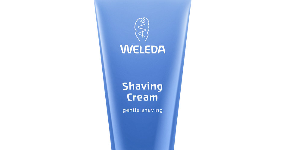 Weleda Men's Shaving Cream - 75ml